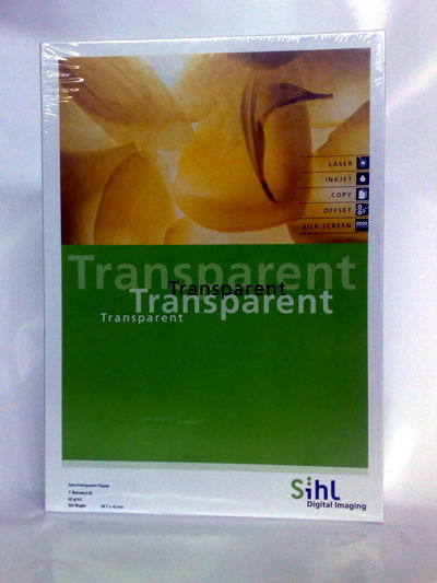 Hartie calc SIHL, format A3, 92 g/mp, 500 coli/top